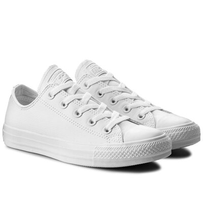 Dámske tenisky Chuck Taylor All Star Mono Leather Low Top CONVERSE